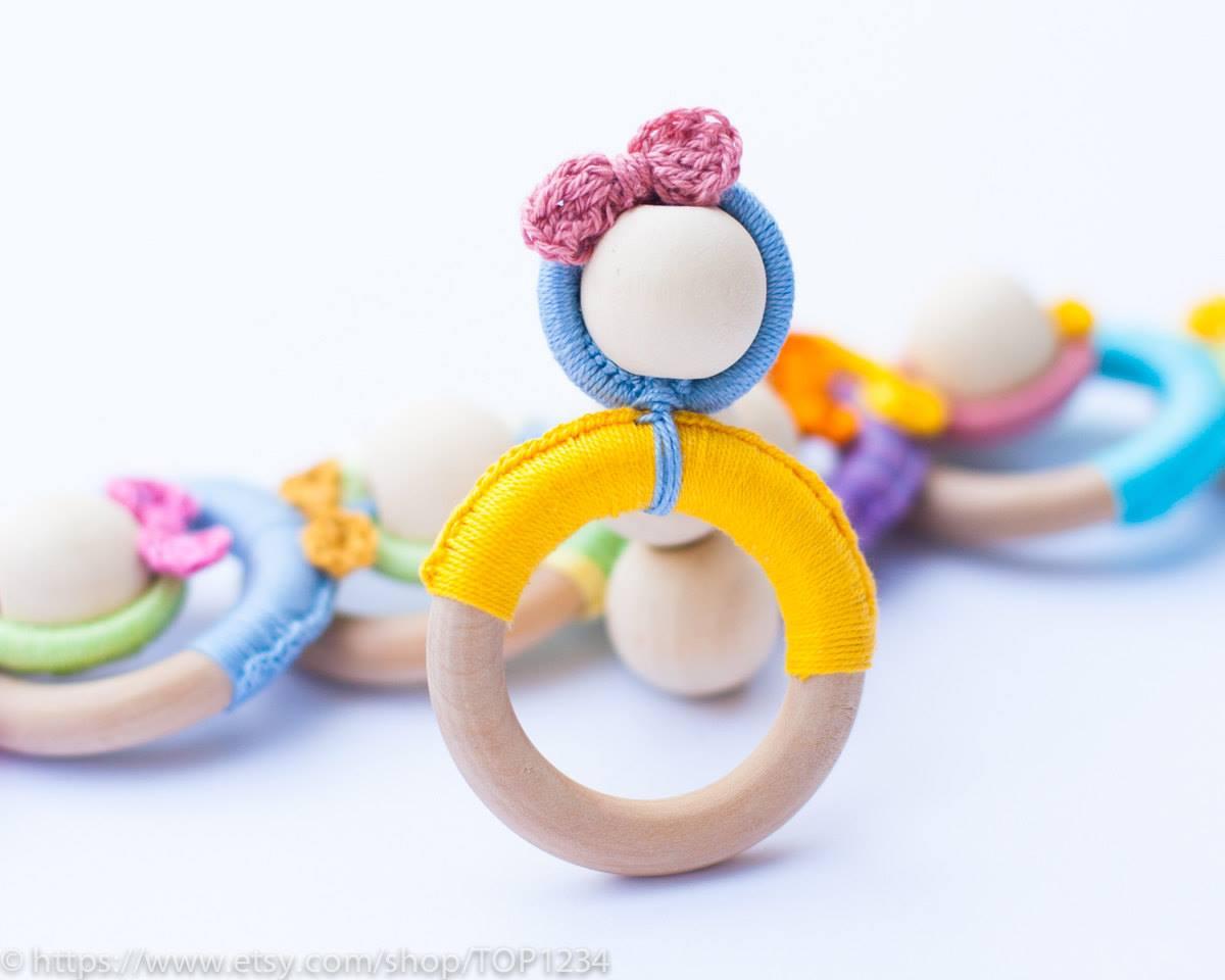 экологические игрушки для самых маленьких