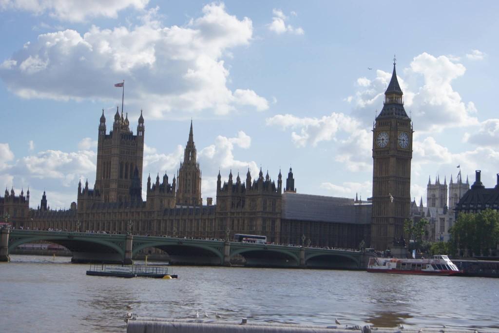 Лондон вид