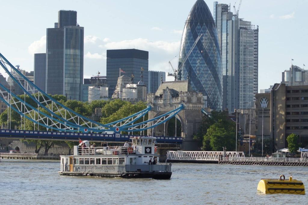 Темза Лондон