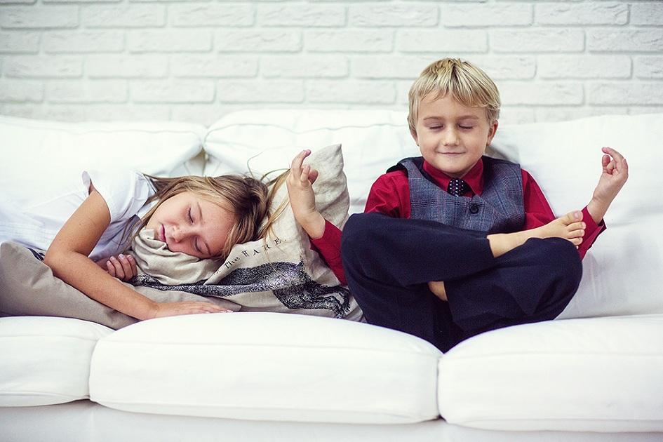 дети Лены Даниловой