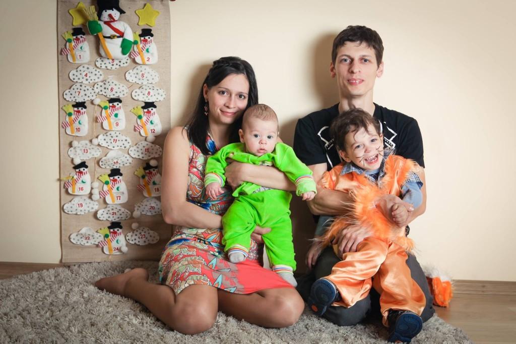 семья Устовских