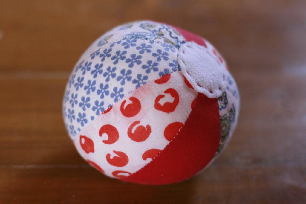 мячик погремушка своими руками