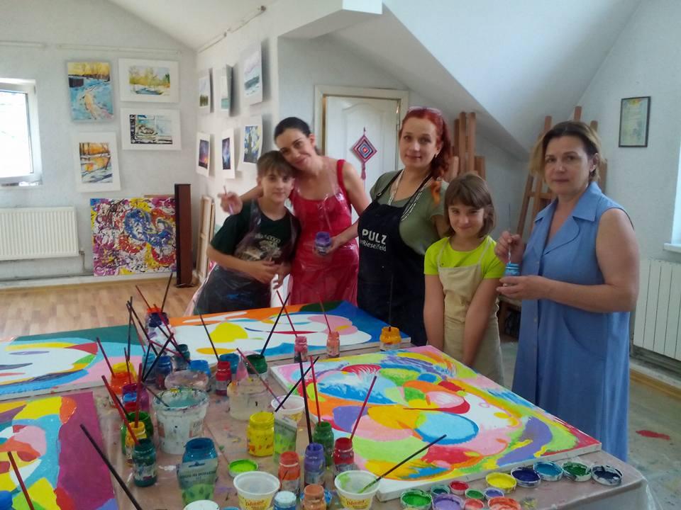 арт-студия 7 цветов счастья