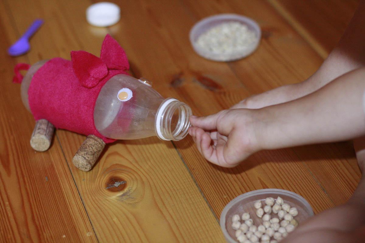 поделки из пластиковой бутылки