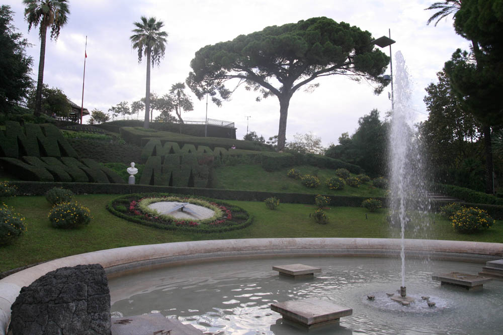 сад Беллини Катания