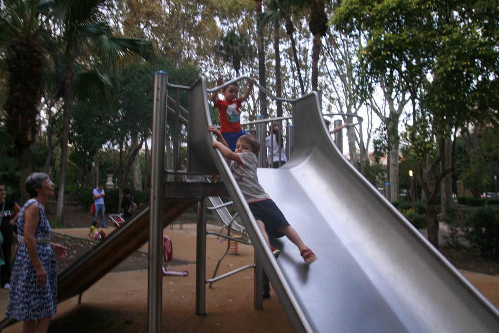 парк Беллини Катания
