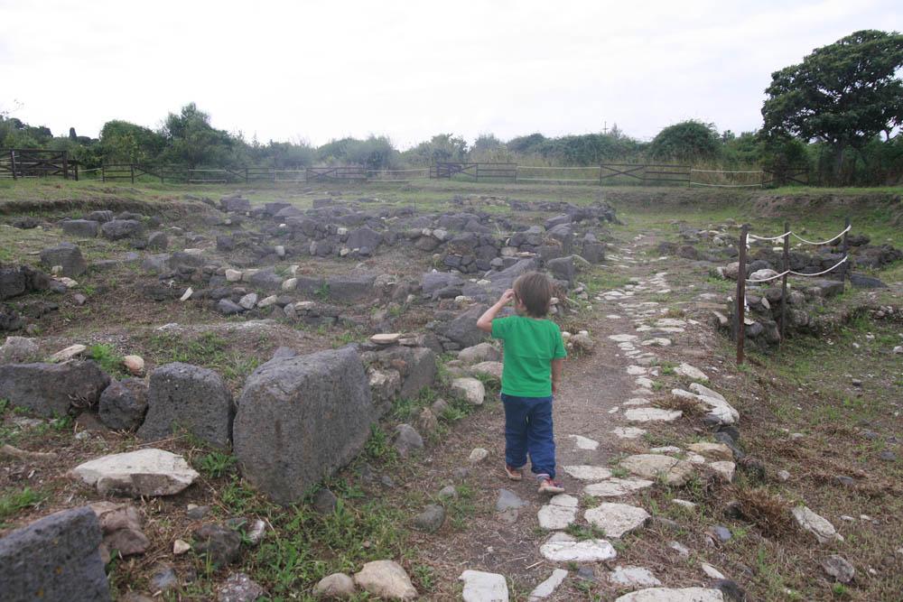 археологический музей Джардини Наксос