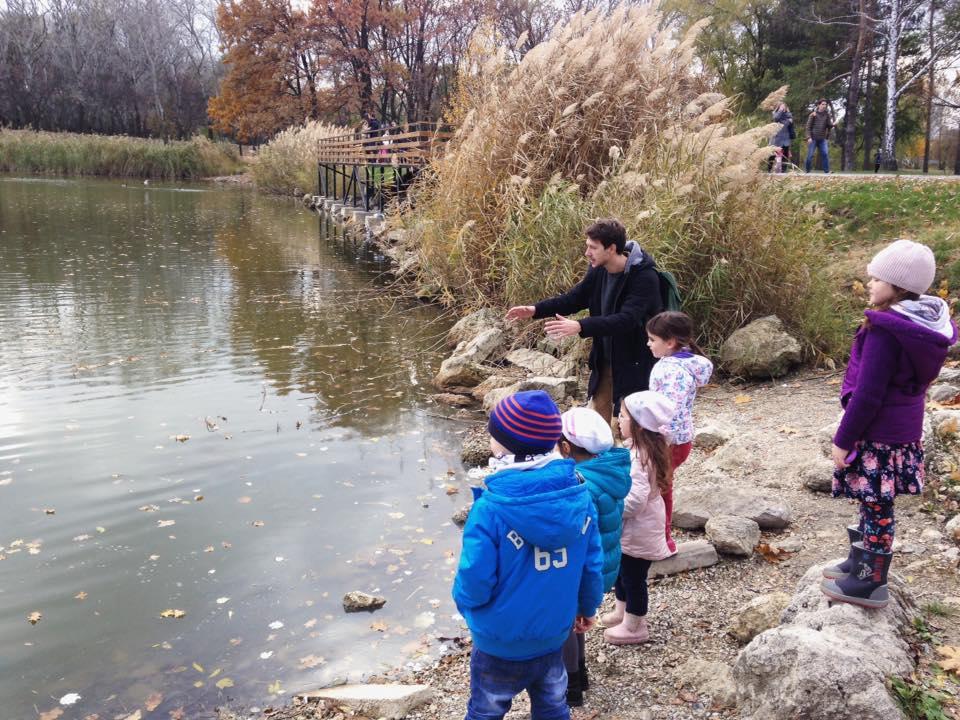 поход для детей Молдова