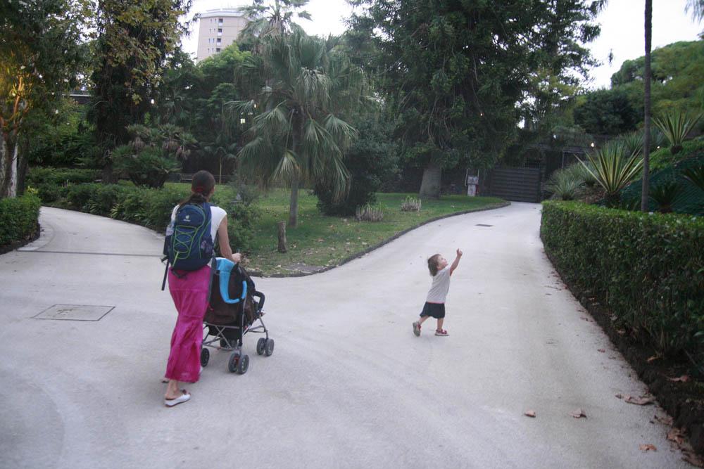 на сицилию с ребёнком