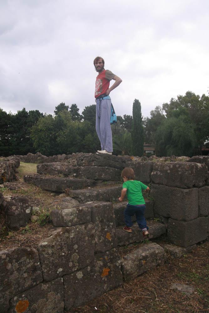 археологический музей в Джардини Наксосе