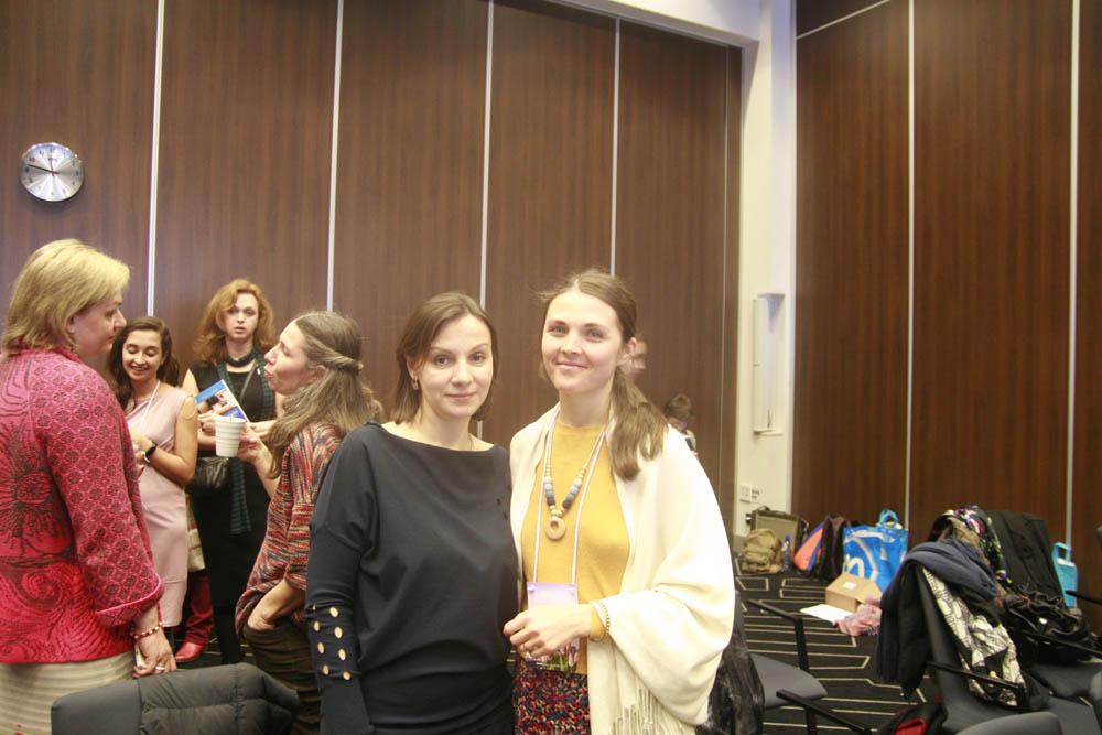 Екатерина Микитенко, Светлана Акимова