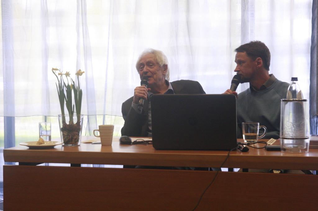 Мишель Оден семинар