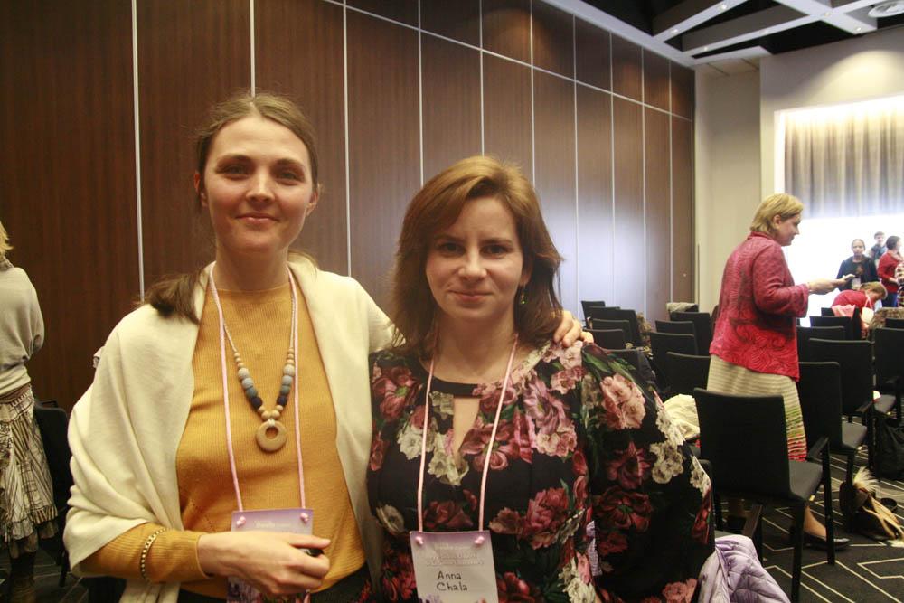 Анна Чала, Екатерина Микитенко