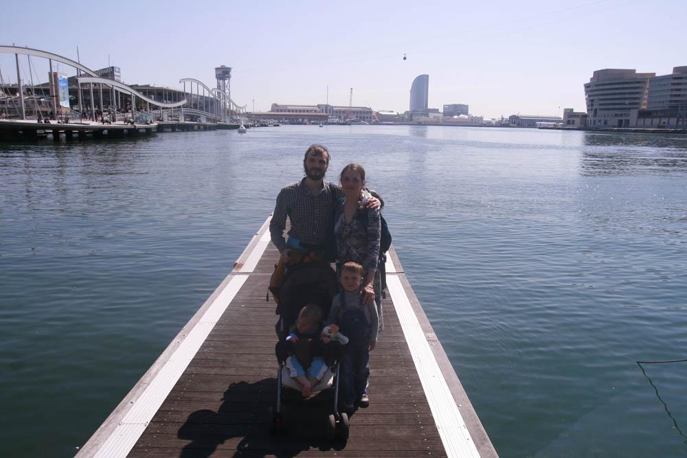 порт барселона