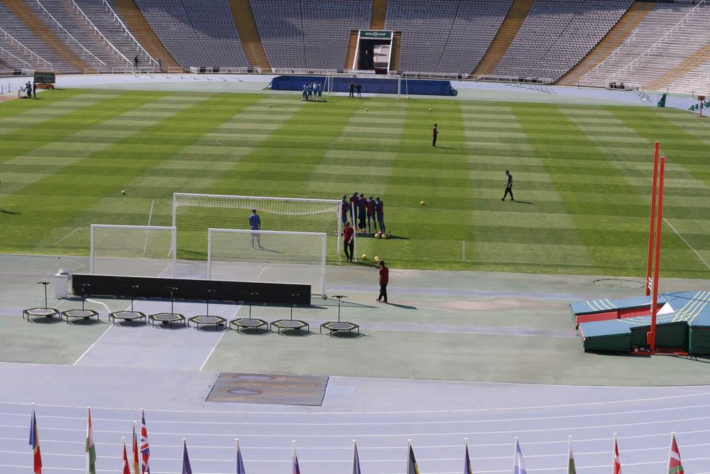 стадион олимпик Барселона