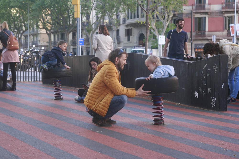 Барселона для детей