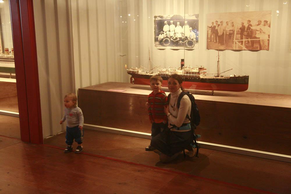 морской музей Барселона
