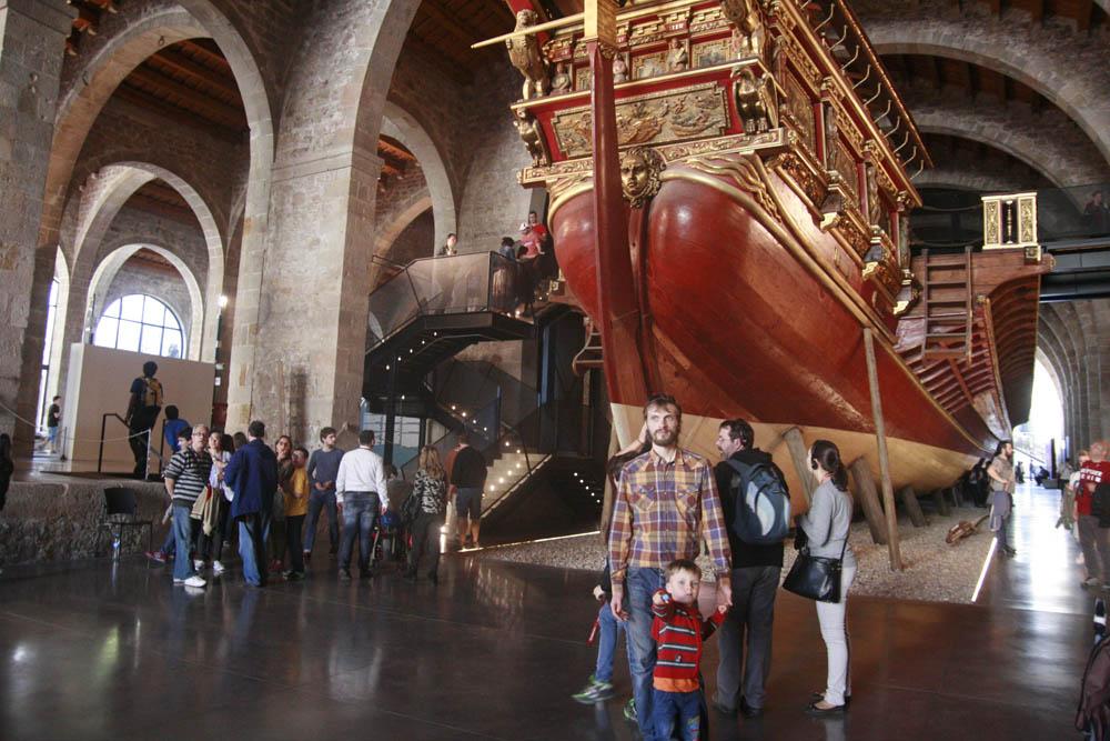 детские музеи Барселона