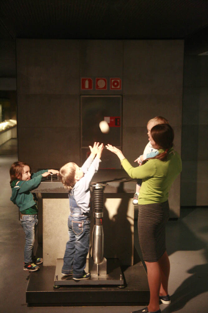 музей науки Барселона