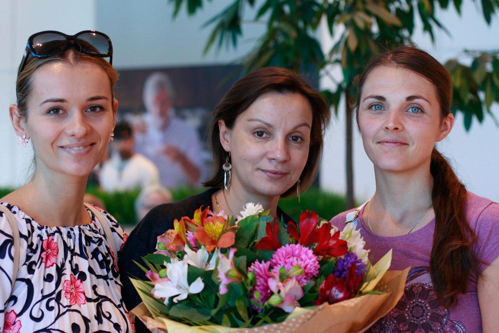 Светлна Акимова, Екатерина Микитенко, Алина Онова