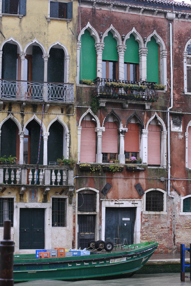 венеция фасад здания