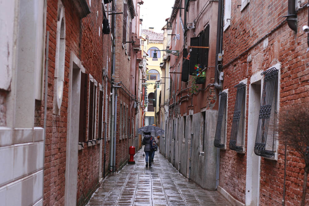 переулок венеции
