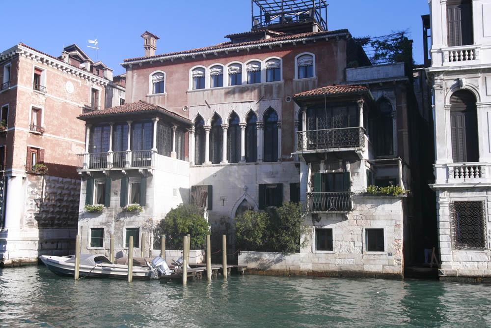 венеция вид с воды