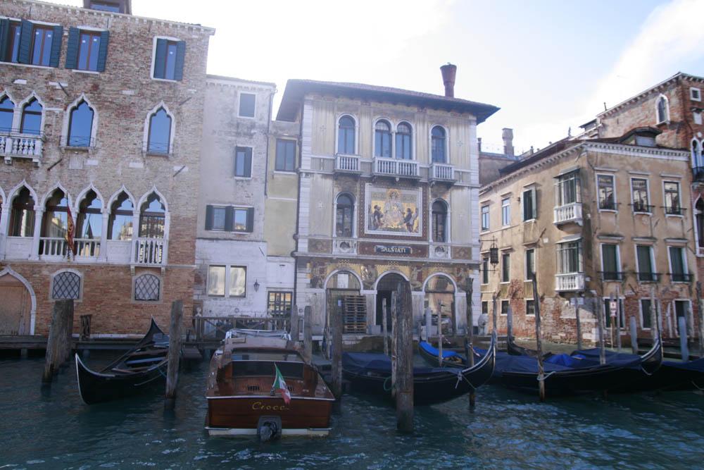 водная экскурсия по венеции