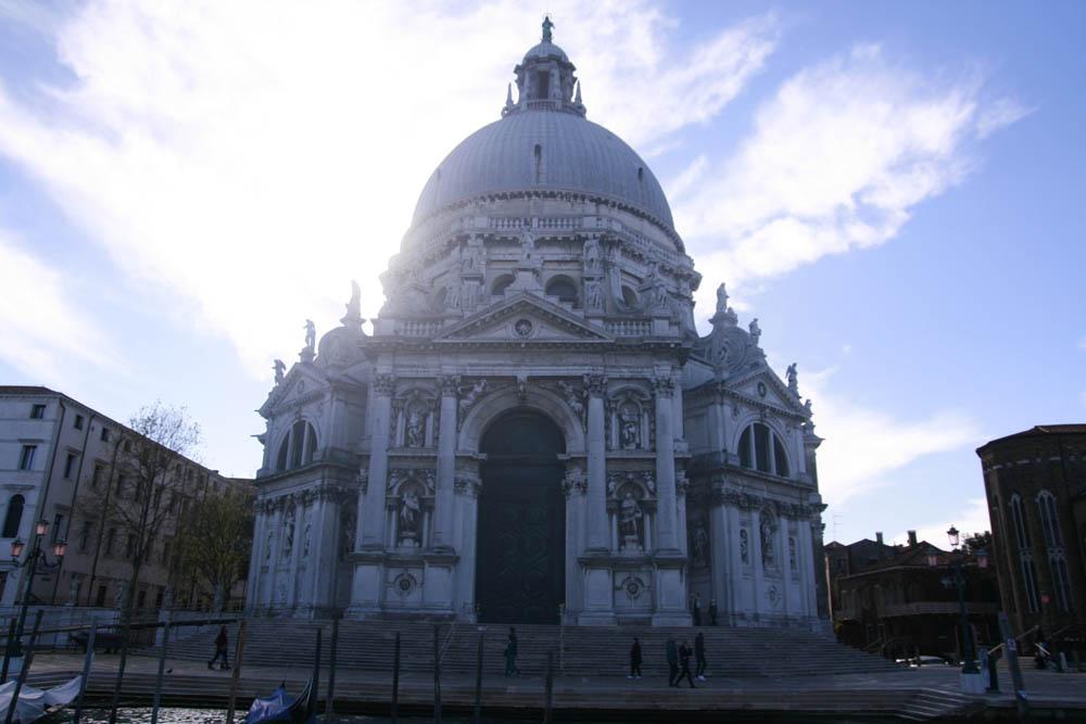 санта мария делла салюте венеция