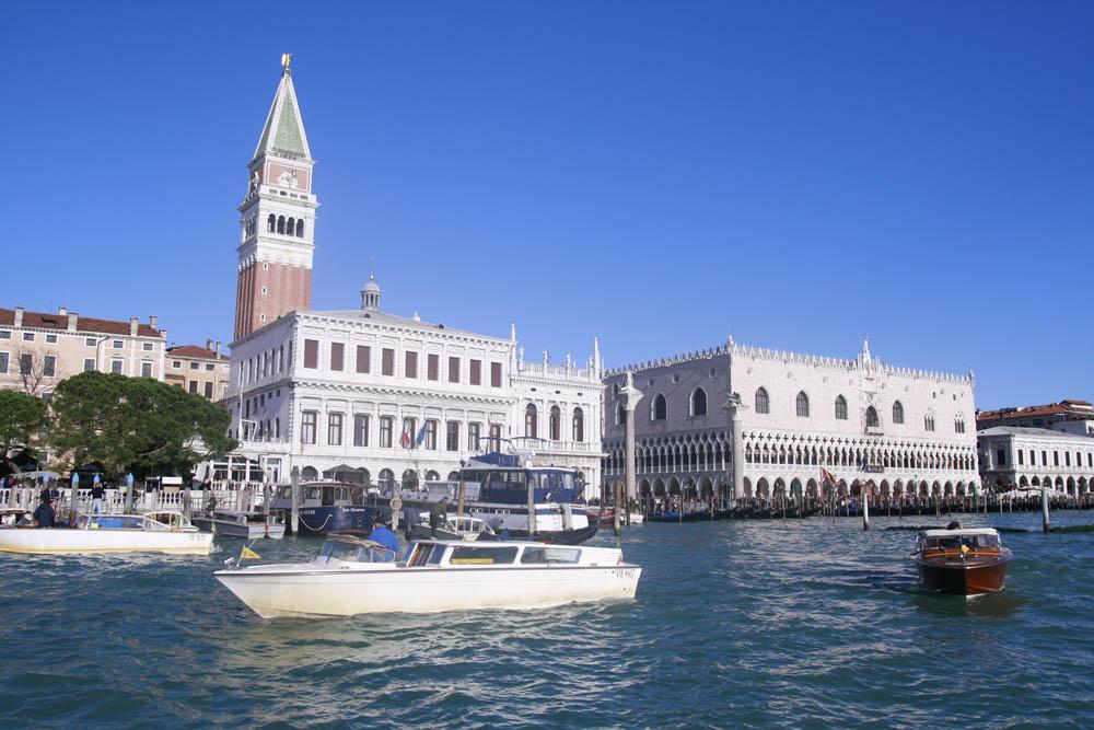 сан-марко венеция вид с гранд канала