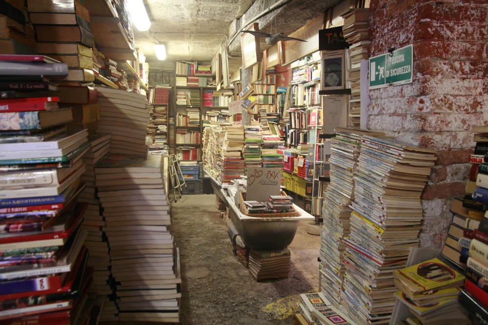 libraria alta aqua венеция