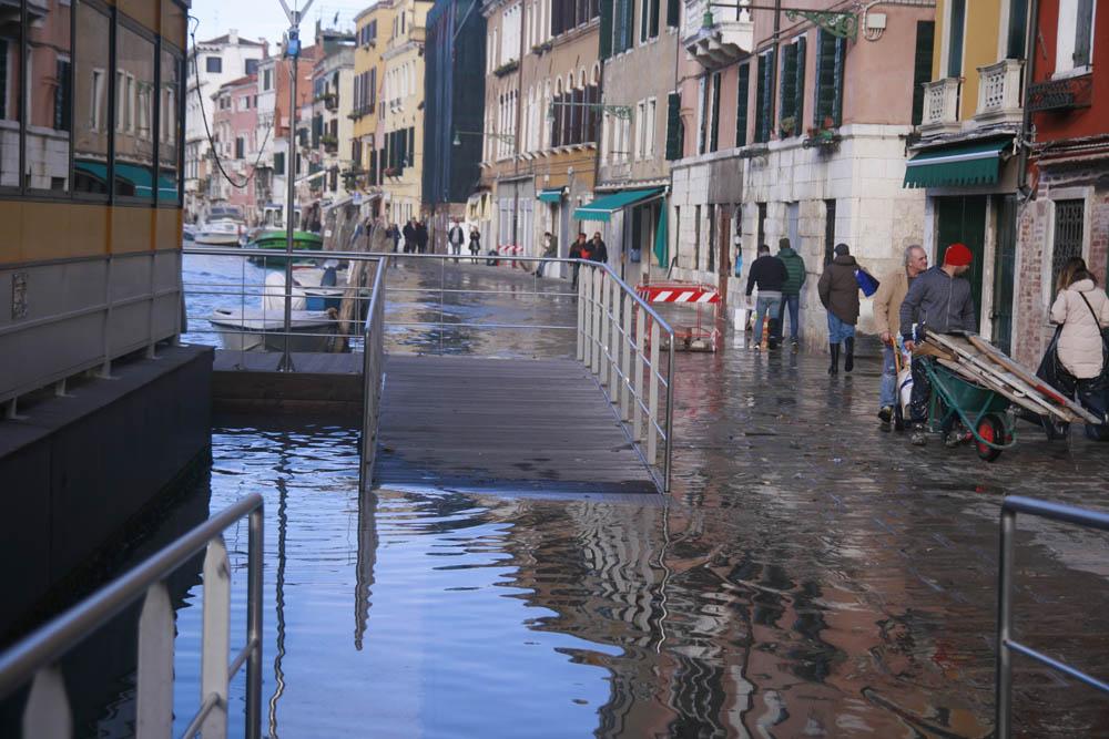 большая вода венеция