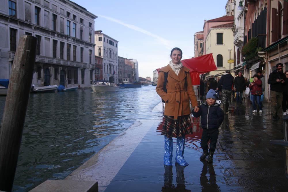 венеция в ноябре
