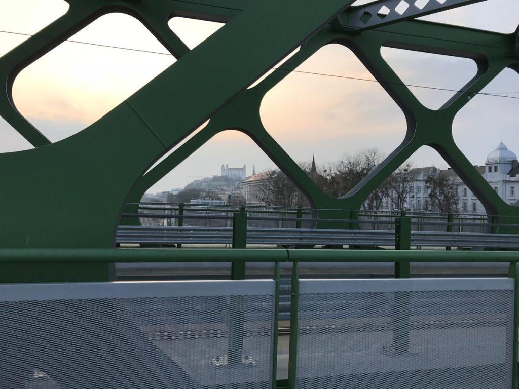 старый мост, Братислава