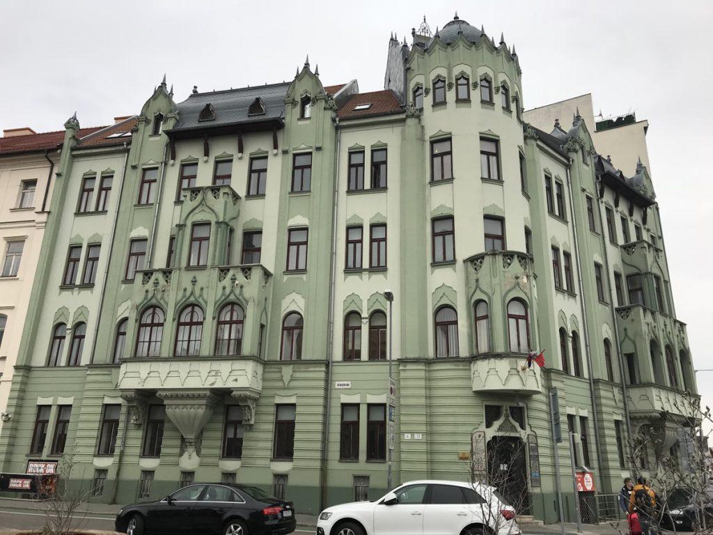 Братислава Старый город