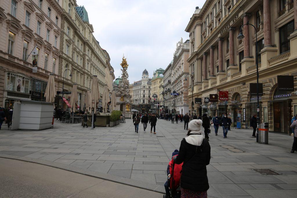 Вена старый город