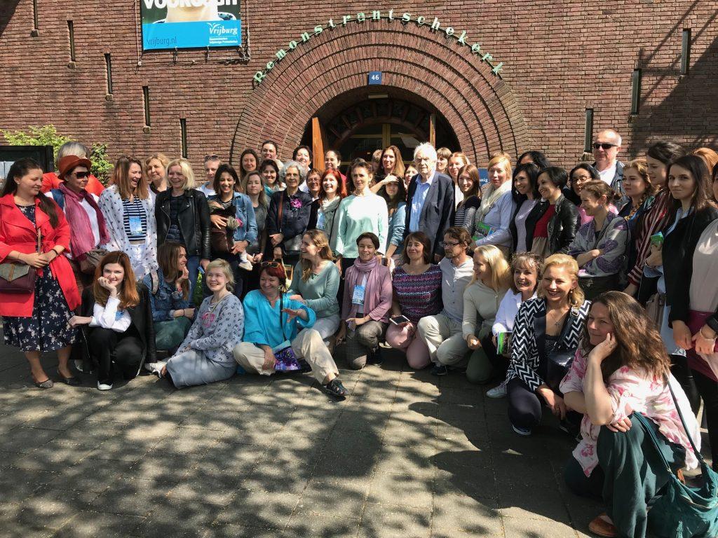 Paramana Doula Course 2018 Amsterdam