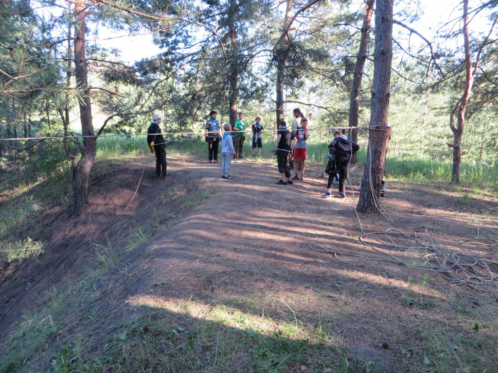 лагерь РУБИ
